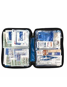 First Aid Only All Purpose First Aid Kit, Soft Case (131 Piece) by First Aid Only