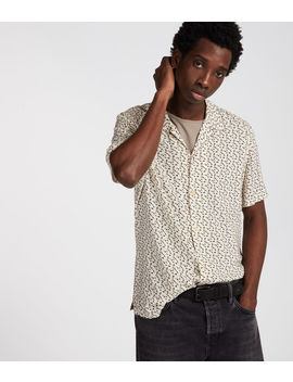 Notes Short Sleeve Shirt by Allsaints
