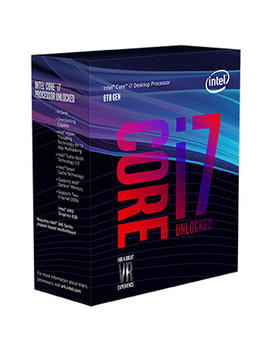 Core I7 8700 K 3.7 G Hz 6 Core Lga 1151 Processor by Intel