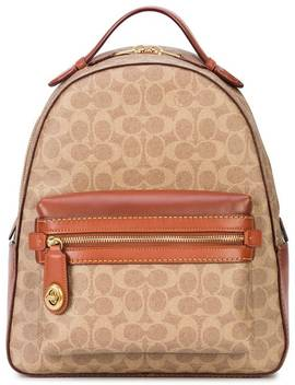 Signature Canvas Campus Backpack by Coach