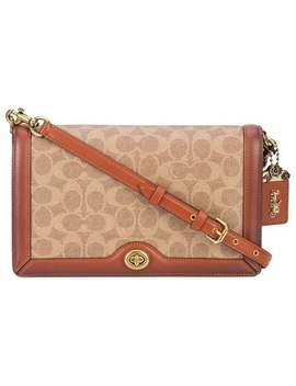 Signature Riley Crossbody Bag by Coach