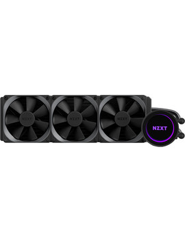 Kraken X72 360mm Rgb All In One Liquid Cpu Cooler by Nzxt