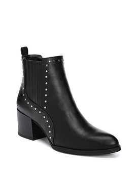 Jenna Flat Studded Bootie by Circus By Sam Edelman