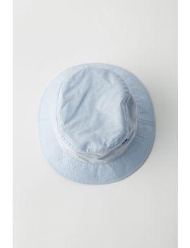 Bucket Hat Light Blue by Acne Studios