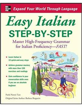 Easy Italian Step By Step by Paola Nanni Tate