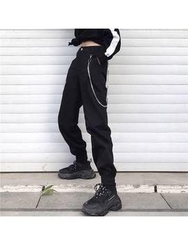 Mello   Elastic Cuff Pants by Mello