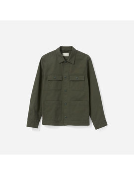 The Chore Jacket by Everlane