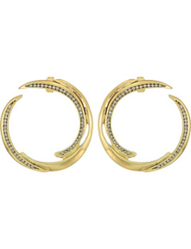 Wave Statement Earrings by House Of Harlow 1960