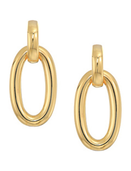 Chain Reaction Link Drop Earrings by Kate Spade New York