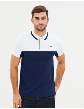 Golf Colour Block Polo by Lacoste