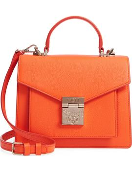 Park Ave. Patricia Medium Satchel by Mcm