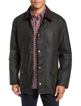 Ashby Wax Jacket by Barbour