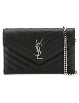 Saint Laurent'monogram' Crossbody Baghome Women Saint Laurent Bags Messenger & Crossbody Bags by Saint Laurent