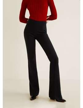 Расклешенные брюки by Mango