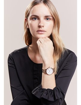 Marc Jacobs Classic   Watch   Roségold by Marc Jacobs