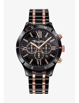 Rebel Urban   Chronograph Watch   Rosegold by Thomas Sabo