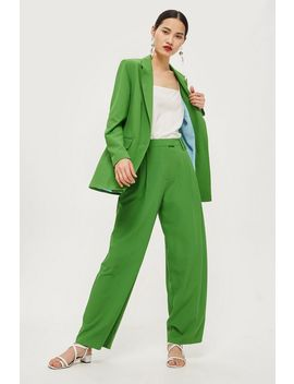 Wide Leg Suit Trousers by Topshop