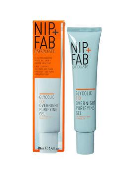 Glycolic Fix Overnight Purifying Gel 40ml by Nip & Fab