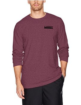 Under Armour Mens Back Graphic Long Sleeve by Under Armour