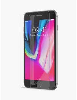 Tech21 Evo Glass Screen Protector For  I Phone 7 Plus And I Phone 8 Plus, Clear by Tech21