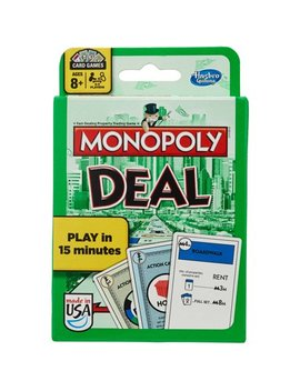 Monopoly Deal Card Game by Monopoly