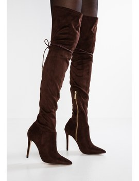 High Heeled Boots by Lipsy
