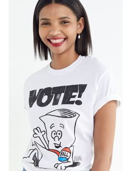 Schoolhouse Rock! Vote Tee by Urban Outfitters