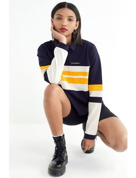 It's French Colorblock Rugby Shirt by Urban Outfitters