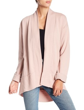 Open Front Knit Cardigan by Susina