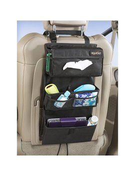 High Road Car Back Seat Organizer And Tissue Holder by High Road