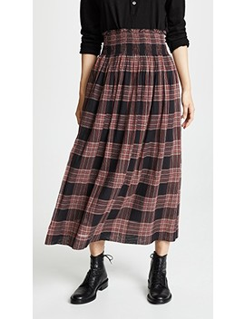 The Kindred Skirt by The Great.
