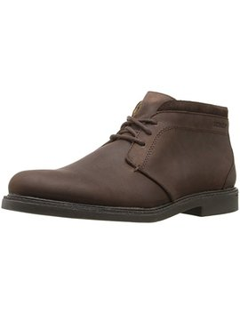 Sebago Men's Turner Chukka Waterproof Ankle Bootie by Sebago
