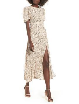 Lala Midi Dress by Afrm