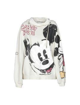 Desigual Disney Hooded Sweatshirt   Sweaters And Sweatshirts by Desigual Disney