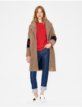 Hereford Coat by Boden