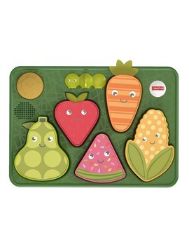 Fisher Price Tiny Garden Sort And Garden Puzzle by Fisher Price