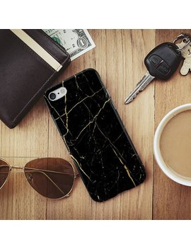 Königliche Marmor Schwarzgold I Phone 6 S Tasche Hülle I Phone 6 Plus I Phone 7 7 Plus I Phone 8 8 Plus Se Case Samsung Galaxy S9 S7 Fall Iphone X by Abstract London