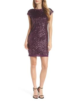 Embellished Sheath by Vince Camuto