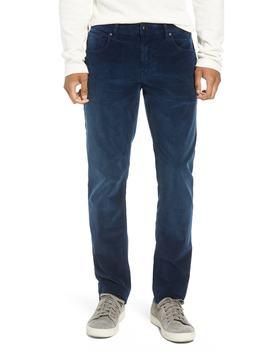 Blake Slim Fit Straight Leg Corduroy Pants by Hudson Jeans