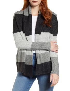 Shawl Collar Pattern Cardigan by Caslon®