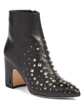 Hal Studded Bootie by Sam Edelman
