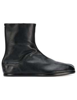 Maison Margiela Tabi Ankle Bootshome Men Maison Margiela Shoes Boots by Maison Margiela