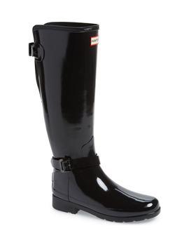 Refined Knee High Rain Boot by Hunter