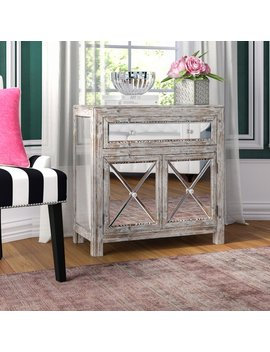 Willa Arlo Interiors Rothman Mirrored Cabinet & Reviews by Willa Arlo Interiors