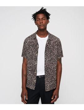 Leopardtone Shirt by Allsaints