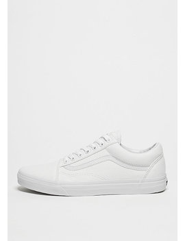 Schuh Old Skool T.White by Vans