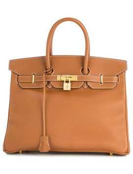 Birkin 35 Hand Bag by Hermès Vintage