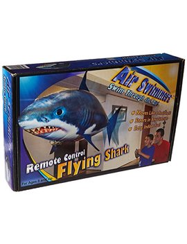 Air Swimmer Inflatable Flying Shark Replacement Balloon by William Mark