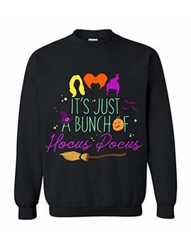 It's Just A Bunch Of Hocu Pocu Vintage Style Sweatshirt Adult And Youth Size by Vproduct Az