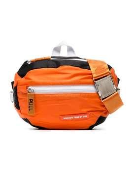 Heron Prestonindustrial Strap Messenger Baghome Men Heron Preston Bags Belt Bags by Heron Preston